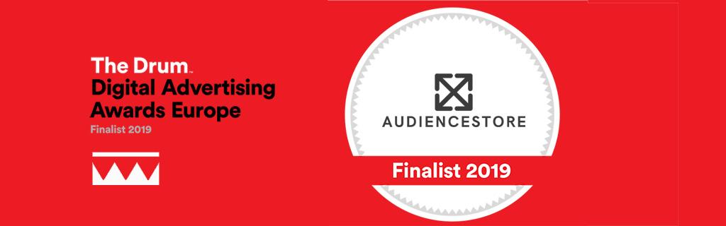 AudienceStore_nominated_DrumAwards